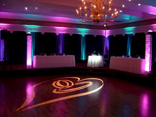 Party Wedding Event Lighting Design